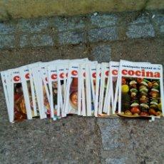 Catálogos publicitarios: PORTADAS DE COCINA AÑOS 1975.. Lote 133723842