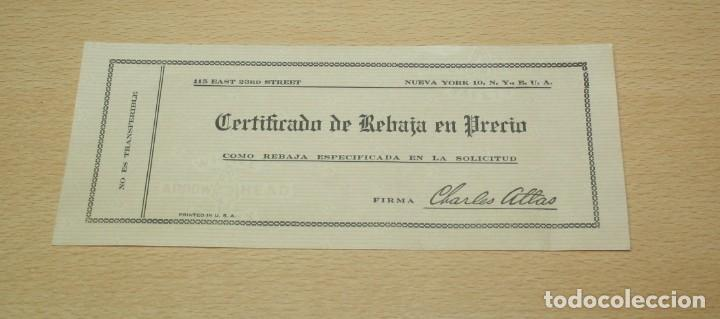 Catálogos publicitarios: Material publicitario e impresos de Charles Atlas - Culturismo - Foto 7 - 217341462