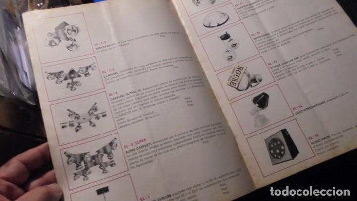 Catálogos publicitarios: CATALOGO AÑOS 60/70 - EUROLUX S/A. ILUMINACION Y SONIDO , CATALOGO GENERAL 20 PAG. 30X21,5 CM. - Foto 3 - 137329688