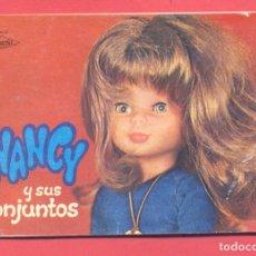Catálogos publicitarios: CATALOGO NANCY Y SUS CONJUNTOS, 1975, VER FOTOS. Lote 134451598