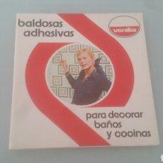 Catálogos publicitarios: CATÁLOGO PUBLICIDAD VENILIA.. Lote 135325307
