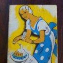 Catálogos publicitarios: LA LECHERA NESTLÉ 1934. LECHE CONDENSADA DE PRODUCCIÓN NACIONAL. FOLLETO ORIGINAL.. Lote 135755130