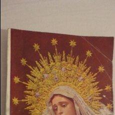 Catálogos publicitarios: PROGRAMA SEMANA SANTA SEVILLA 1960.CORREO DE ANDALUCIA. Lote 136070386