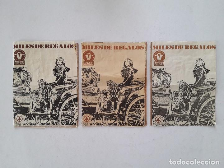 LIBRETA DE CUPONES PARA REGALOS , VALISPAR (Coleccionismo - Catálogos Publicitarios)