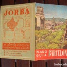 Catálogos publicitarios: ALMACENES JORBA. Lote 136940114
