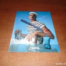 Catálogos publicitarios: PUBLICIDAD EN PRENSA 2002: JEAN PAUL GAULTIER. LE MALE. Lote 137098814