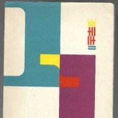Catálogos publicitarios: PROGRAMA FERIA DE IGUALADA 1964. ANUNCIOS DE PEPSI COLA, SEAT 600 FORMICHETTA, TRACTORES, ETC.. Lote 138263262