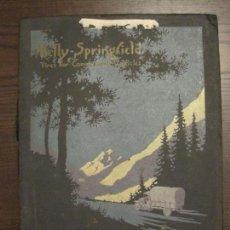 Catálogos publicitarios: KELLY SPRINGFIELD - CATALOGO DE LLANTAS DE VEHICULOS COMERCIALES - AÑO 1916- VER FOTOS - (V-15.128) . Lote 138616642