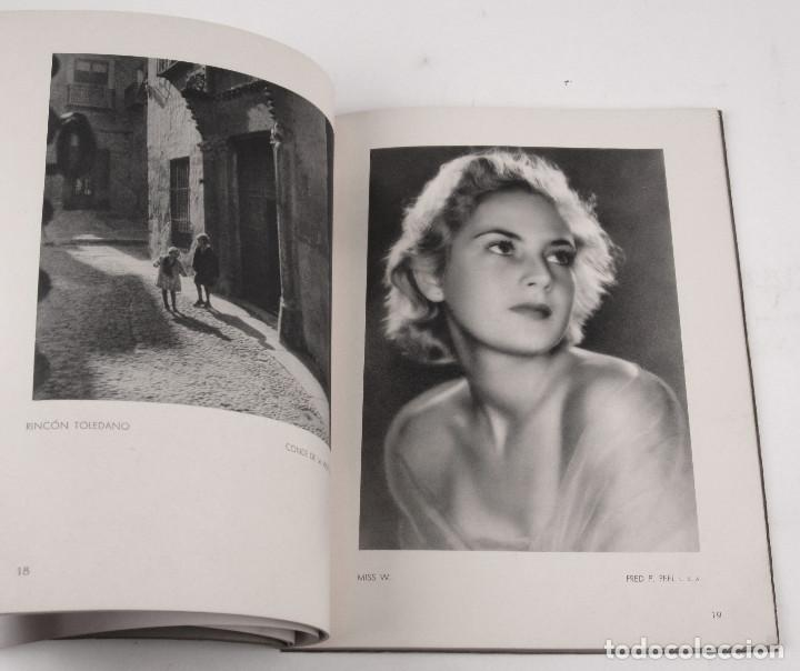 Catálogos publicitarios: FOTOGRAFÍA - X SALÓN ZARAGOZA, 1934. Numerado. 22x28 cm. 64 pag. - Foto 4 - 139516978
