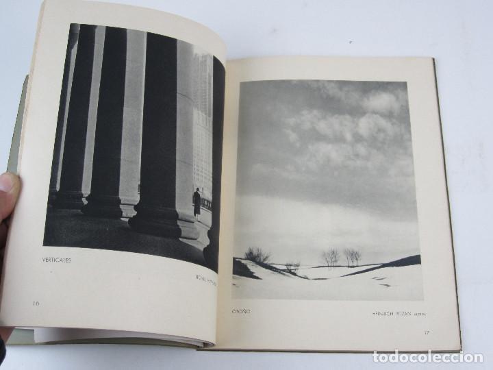 Catálogos publicitarios: FOTOGRAFÍA - X SALÓN ZARAGOZA, 1934. Numerado. 22x28 cm. 64 pag. - Foto 5 - 139516978