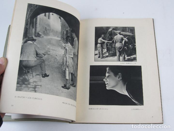 Catálogos publicitarios: FOTOGRAFÍA - X SALÓN ZARAGOZA, 1934. Numerado. 22x28 cm. 64 pag. - Foto 6 - 139516978