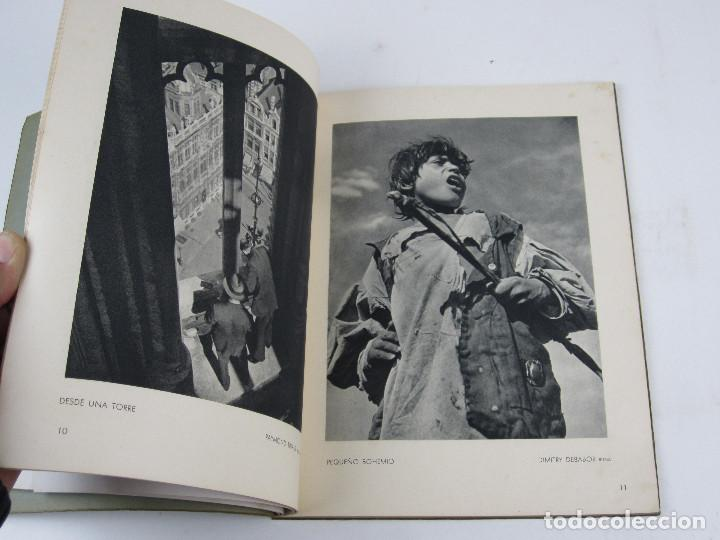 Catálogos publicitarios: FOTOGRAFÍA - X SALÓN ZARAGOZA, 1934. Numerado. 22x28 cm. 64 pag. - Foto 8 - 139516978