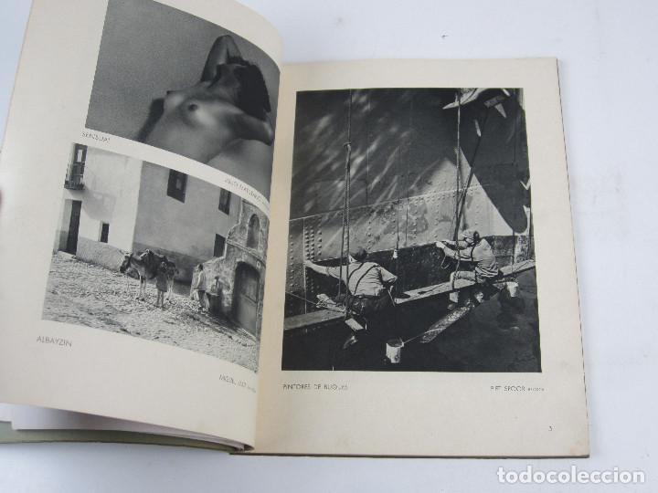 Catálogos publicitarios: FOTOGRAFÍA - X SALÓN ZARAGOZA, 1934. Numerado. 22x28 cm. 64 pag. - Foto 12 - 139516978