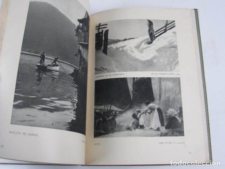 Catálogos publicitarios: FOTOGRAFÍA - X SALÓN ZARAGOZA, 1934. Numerado. 22x28 cm. 64 pag. - Foto 17 - 139516978