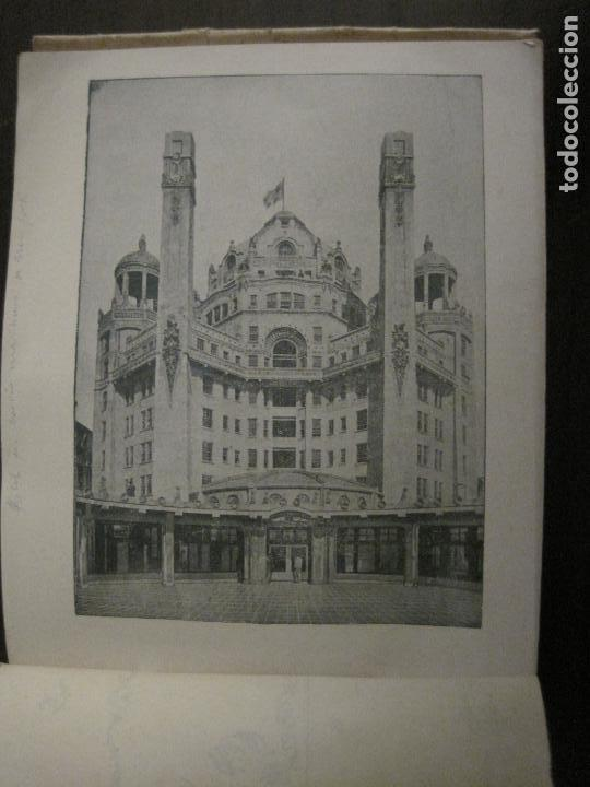 Catálogos publicitarios: ALBUM CATALOGO EDIFICIOS, CHALETS... MAQUINARIA HIGHTOWN J.F. VILLALTA BARCELONA-VER FOTOS(V-15.292) - Foto 5 - 139887626