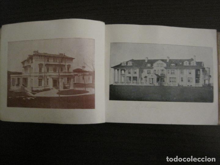 Catálogos publicitarios: ALBUM CATALOGO EDIFICIOS, CHALETS... MAQUINARIA HIGHTOWN J.F. VILLALTA BARCELONA-VER FOTOS(V-15.292) - Foto 6 - 139887626