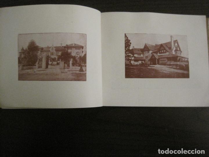 Catálogos publicitarios: ALBUM CATALOGO EDIFICIOS, CHALETS... MAQUINARIA HIGHTOWN J.F. VILLALTA BARCELONA-VER FOTOS(V-15.292) - Foto 8 - 139887626