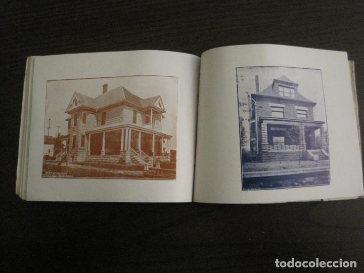 Catálogos publicitarios: ALBUM CATALOGO EDIFICIOS, CHALETS... MAQUINARIA HIGHTOWN J.F. VILLALTA BARCELONA-VER FOTOS(V-15.292) - Foto 18 - 139887626