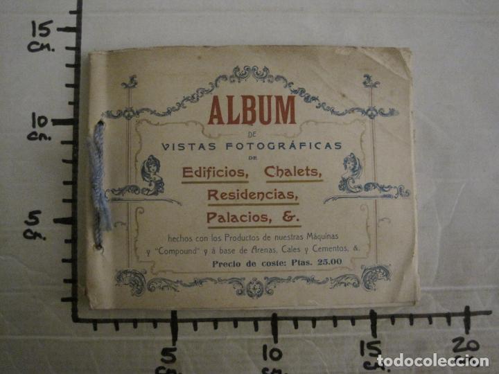 Catálogos publicitarios: ALBUM CATALOGO EDIFICIOS, CHALETS... MAQUINARIA HIGHTOWN J.F. VILLALTA BARCELONA-VER FOTOS(V-15.292) - Foto 23 - 139887626