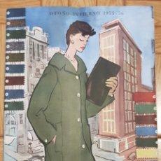 Catálogos publicitarios: CATÁLOGO GALERÍAS PRECIADOS 1955. Lote 140560349