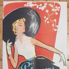Catálogos publicitarios: CATÁLOGO EL CORTE INGLÉS AÑOS 50. Lote 140562954