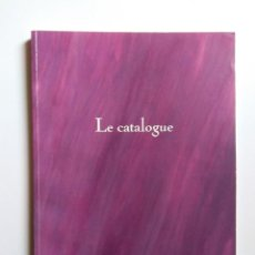 Catálogos publicitarios: CATALOGO LOUIS VUITTON 1997 LE CATALOGUE. Lote 141916130