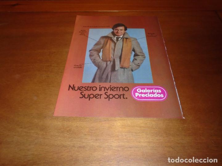 PUBLICIDAD 1978: GALERIAS PRECIADOS. (Coleccionismo - Catálogos Publicitarios)