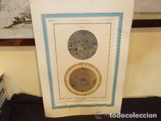 Catálogos publicitarios: RELOJ, GRABADO, COLECCION DE 9 GRABADOS FRANCESES SOBRE RELOJES - Foto 5 - 143830126