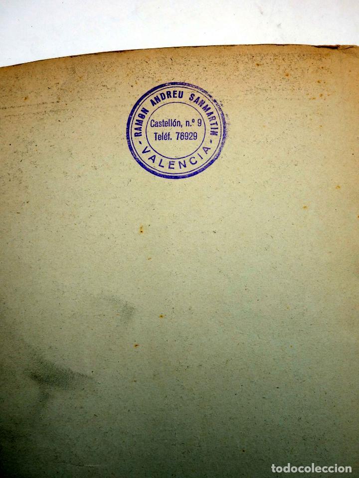 Catálogos publicitarios: CATALOGO DE CUBIERTOS OE MARCA REGISTRADA 19X32,5 CM. 30 LÁMINAS. PLATERÍA CUBERTERÍA., Circa 1920 - Foto 3 - 144717977