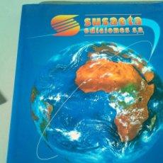 Catálogos publicitarios: CATALOGO EDITORIAL SUSAETA . Lote 145000950