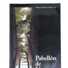 Catálogos publicitarios: PABELLÓN DE NAVARRA. EXPOSICIÓN UNIVERSAL DE SEVILLA 1992. TDKR13. Lote 145157942