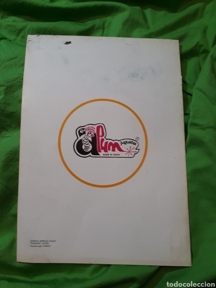 Catálogos publicitarios: Catálogo general juguetes manufacturas alum 1977 - Foto 2 - 145191001
