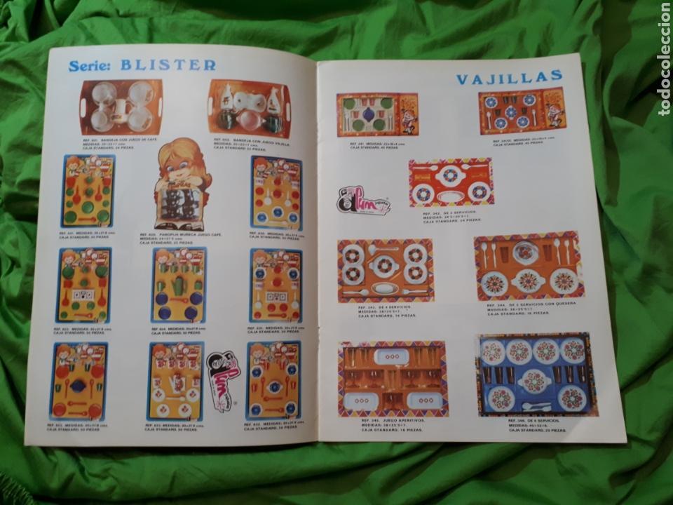 Catálogos publicitarios: Catálogo general juguetes manufacturas alum 1977 - Foto 4 - 145191001