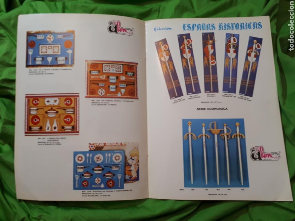 Catálogos publicitarios: Catálogo general juguetes manufacturas alum 1977 - Foto 7 - 145191001