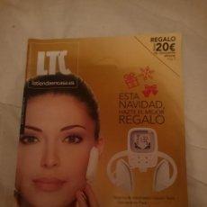Catálogos publicitarios: CATALOGO LTC - LA TIENDA EN CASA - ESPECIAL NAVIDAD 2014 -REFM3E2. Lote 182961105