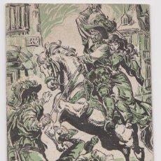 Catálogos publicitarios: COLECCIÓN CAPA Y ESPADA – CATÁLOGO GENERAL – EDITORIAL TESORO – 1953. Lote 146248446