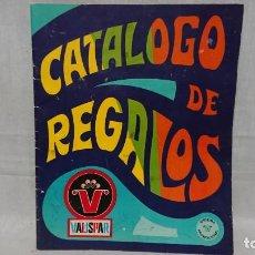 Catálogos publicitarios: ANTIGUO CATÁLOGO DE REGALOS JUGUETES DE VALISPAR . Lote 146626006