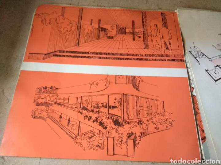 Catálogos publicitarios: Memoria de Calidades - Planos de Compra de Pisos Torre Ripalda - La Pagoda - Valencia 1973 - - Foto 4 - 146878773