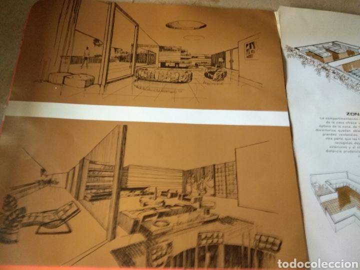Catálogos publicitarios: Memoria de Calidades - Planos de Compra de Pisos Torre Ripalda - La Pagoda - Valencia 1973 - - Foto 6 - 146878773