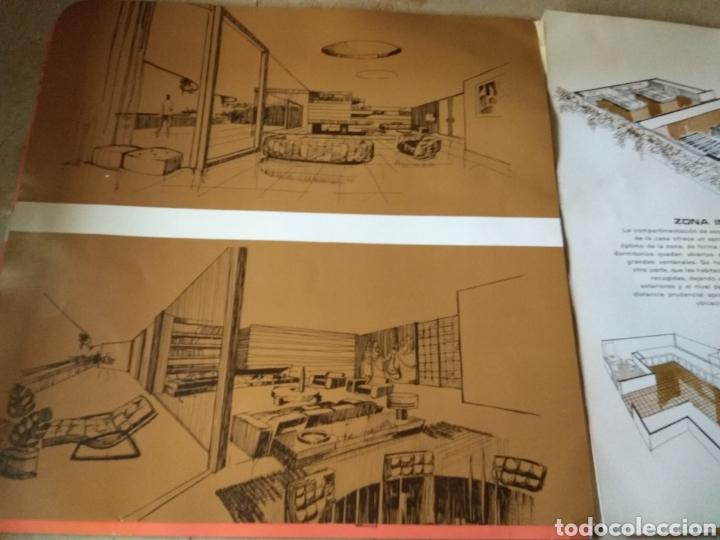 Catálogos publicitarios: Memoria de Calidades - Planos de Compra de Pisos Torre Ripalda - La Pagoda - Valencia 1973 - - Foto 7 - 146878773