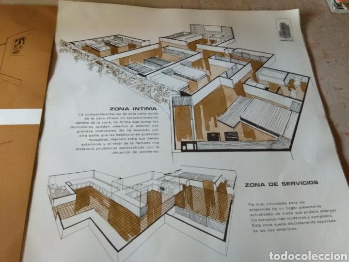 Catálogos publicitarios: Memoria de Calidades - Planos de Compra de Pisos Torre Ripalda - La Pagoda - Valencia 1973 - - Foto 8 - 146878773