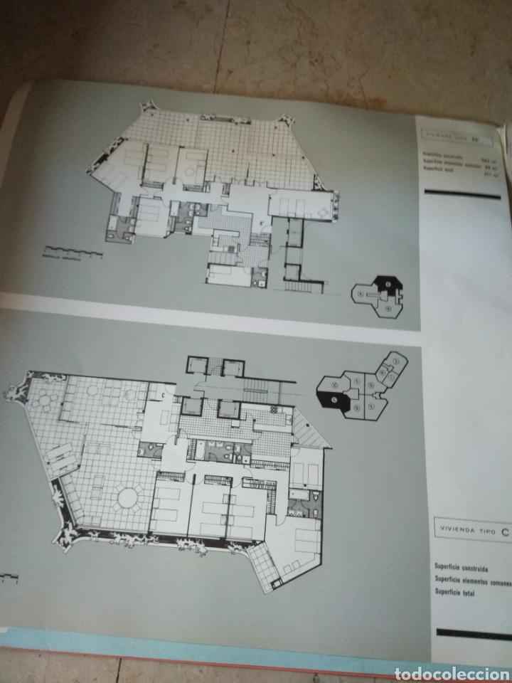Catálogos publicitarios: Memoria de Calidades - Planos de Compra de Pisos Torre Ripalda - La Pagoda - Valencia 1973 - - Foto 12 - 146878773