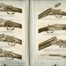 Catálogos publicitarios: CAZA - ARTICULOS PARA LA CAZA - C.A.S. - LERIDA - 1940'S . Lote 148165918