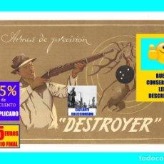 Catálogos publicitarios: CATÁLOGO Nº 12 DE LA CARABINA DE REPETICIÓN DESTROYER DE 9 MM AYRA DUREX CO. A. - MUY RARO - 45 €. Lote 148457230