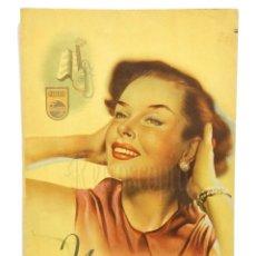 Catálogos publicitarios: CATALOGO PUBLICIDAD ORIGINAL DE RADIOS PHILIPS 1951. Lote 149238406