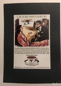 1964 Publicidad Café 18x25 cm