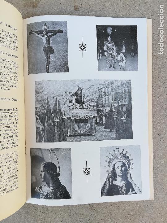 Catálogos publicitarios: PROGRAMA SEMANA SANTA EN ORIHUELA AÑO 1960. ALICANTE, COMUNIDAD VALENCIANA FIESTAS - Foto 3 - 150482894