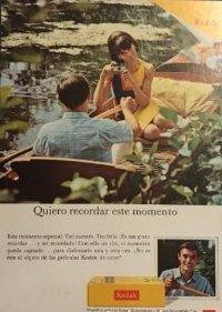 1967 Publicidad Kodak 18x25 cm