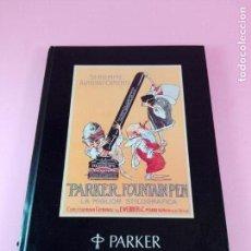 Catálogos publicitarios: LIBRETA DIRECCIONES-AGENDA DE TELEFONO+FAX-PARKER-EXCELENTE ESTADO-COLECCIONISTAS-VER FOTOS.. Lote 53225088
