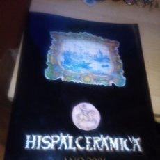 Catálogos publicitarios: CATALOGO DE 8 PAGINAS EN DESPLEGABLE DE HISPALCERAMICA DEL AÑO 2001. Lote 151718206